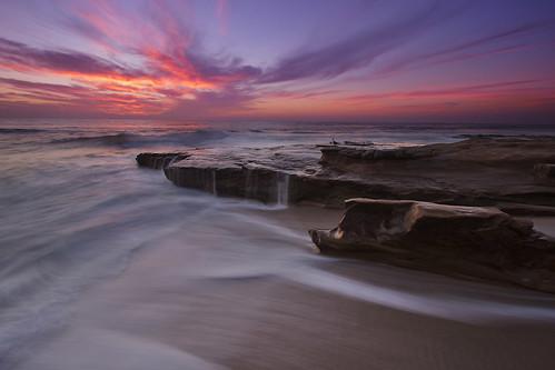 california sunset cloud beach rock canon sandiego lajolla 5d shawn 1635 ef1635mmf28lii eos5dmarkii drapervillas