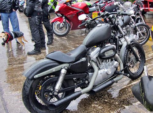 North Manchester Custom & Classic bike show