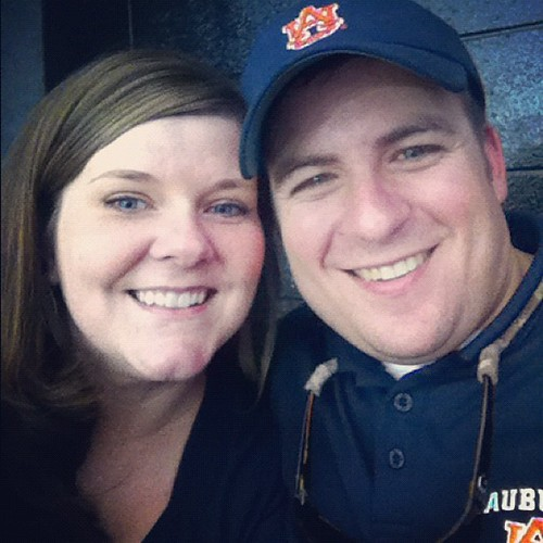 From the AU game in early September... #latergram