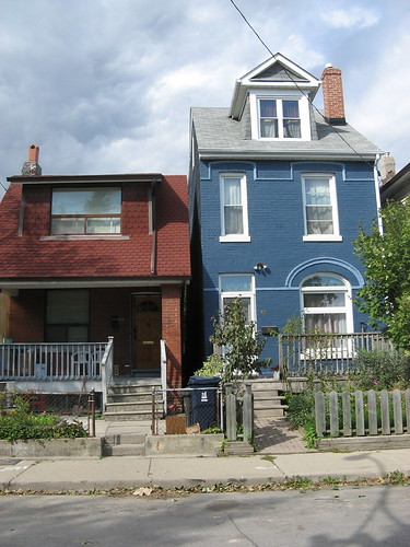 Typical Toronto Homes