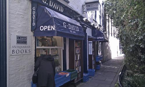 G David Bookseller