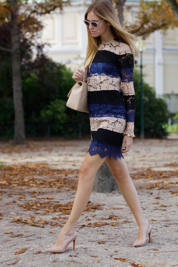The Blonde Salad - how to style your Chanel flap bag
