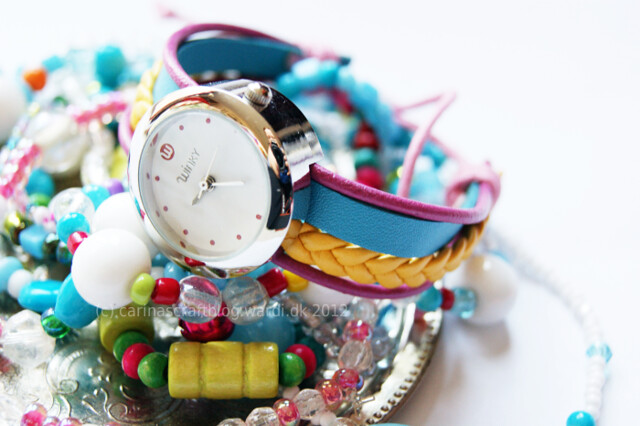 Watch from Winky Designs