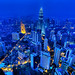 Like Blood Through Veins - Kuala Lumpur At The Blue Hour