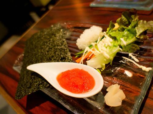 Japanese's rolls
