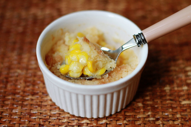 Sweet Corn Crumble