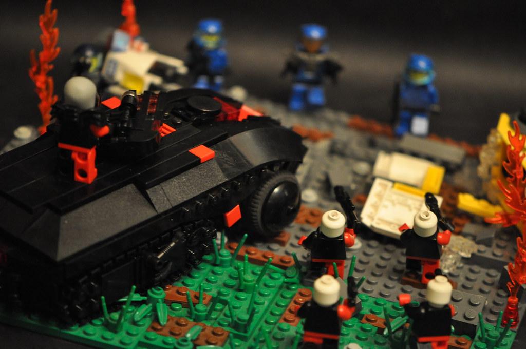 Fall of lego city 2024 (3/3) | 2024 year of the Lego city wa