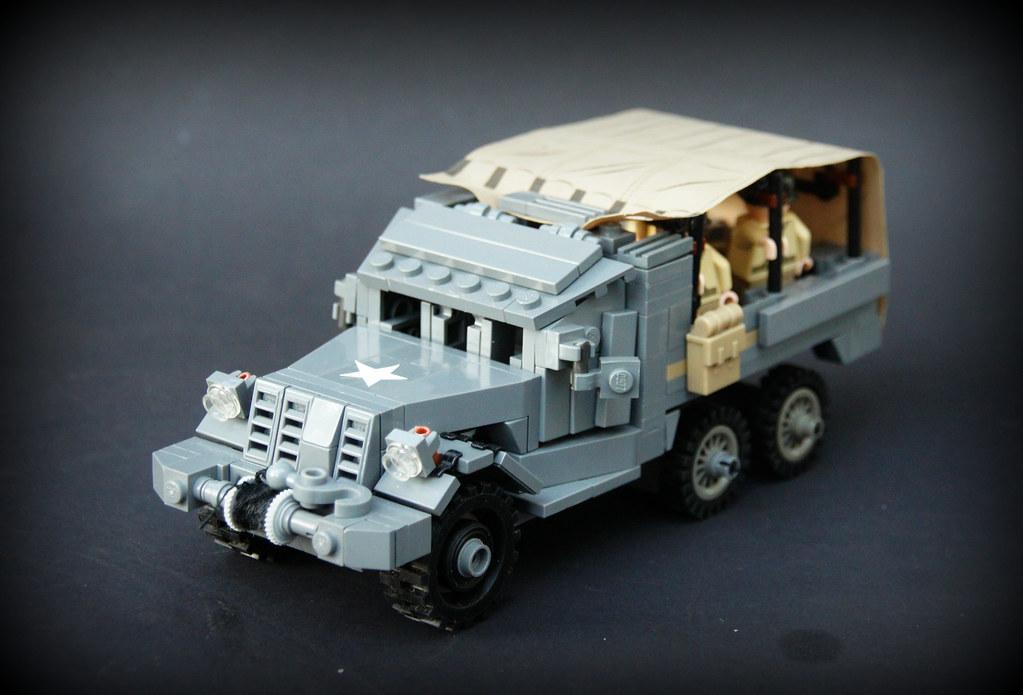 Лего как сделать военные машины