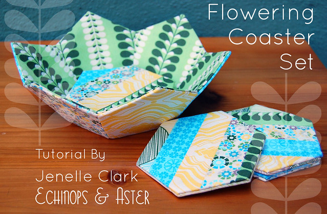 Flowering Coaster Tutorial
