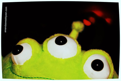 Toy Story Alien 7/365