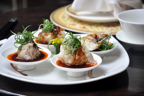 Grand Millennium Dumpling with Sze Chuan Sauce