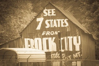 See Rock City! (antiqued)