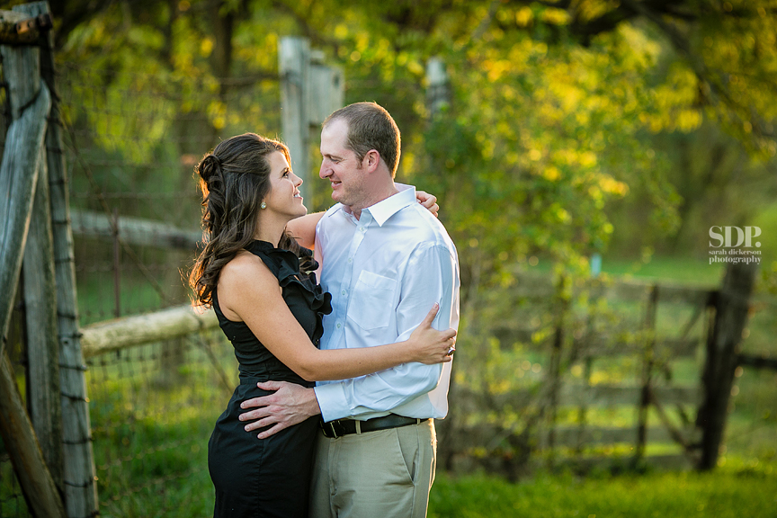 Liberty Missouri engagement photos
