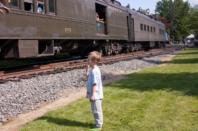 See ya later, Thomas!