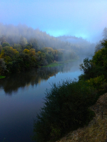 Autumn coming to the Russian River | by 2composers