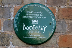 Santon Downham, in the Domesday Book