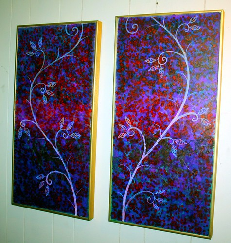 Wall Panels by Rick Cheadle Art and Designs