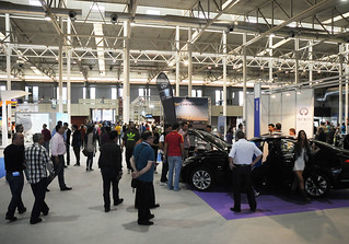Salón Vehículo y Combustible Alternativos