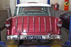1955 - Chevrolet Bel Air Nomad