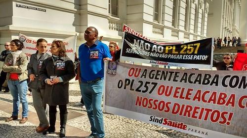 Dia nacional de mobiliza��o pelo emprego e garantia de direitos