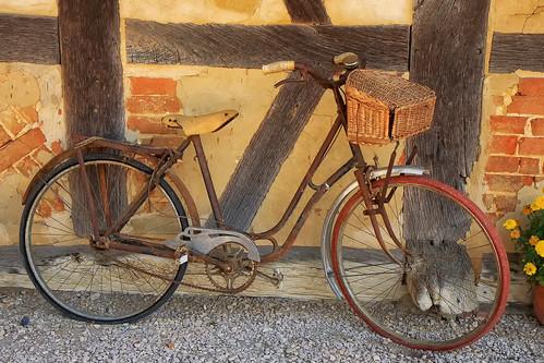 Le vélo bressan