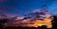 palette of sunset