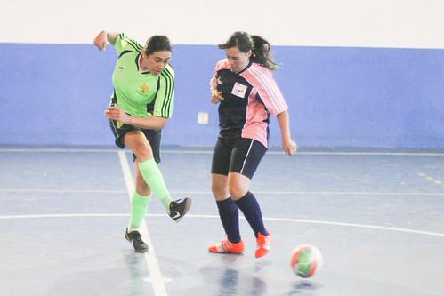 Final da Copa Bancária 2016 Feminina