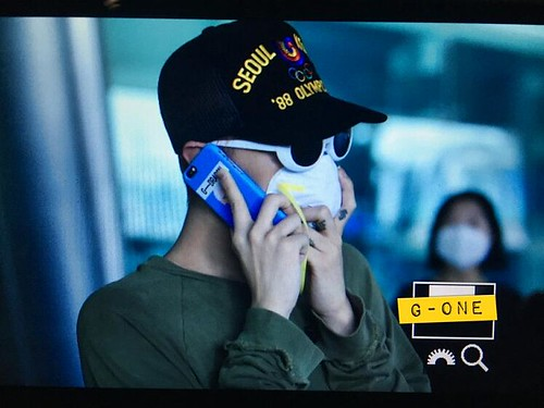 Big Bang - Incheon Airport - 15jun2015 - G-One - 01