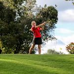 LE Var Ladies Golf v DF 9-22-16