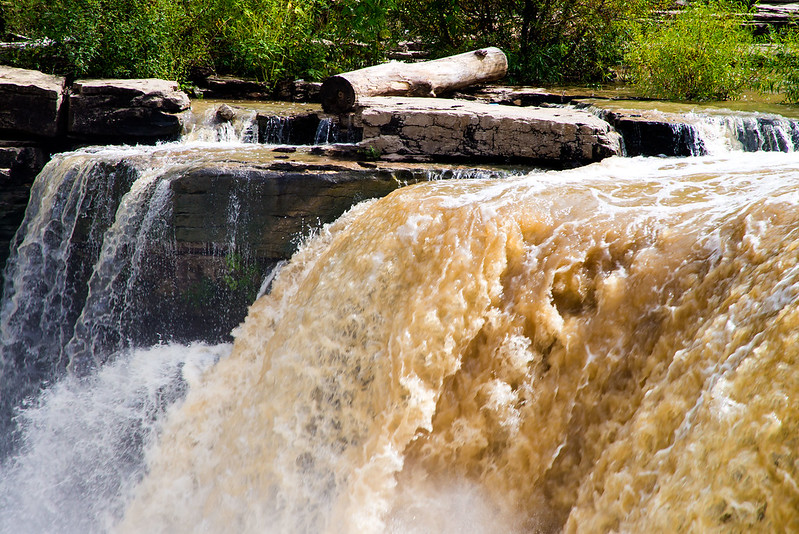Cataract Falls State Recreation Area - September 9, 2016