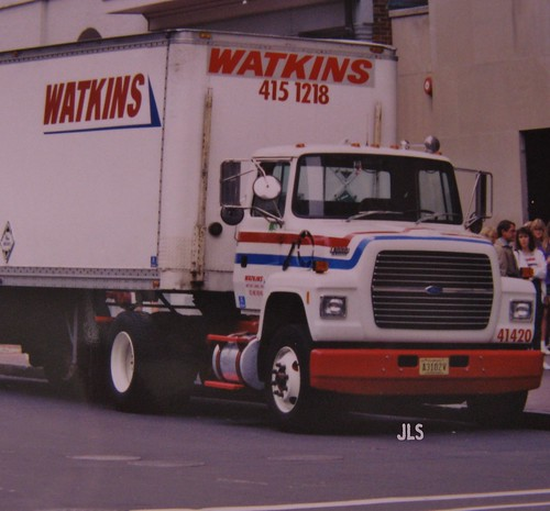 WATKINS MOTOR LINES TRUCK - 1990s