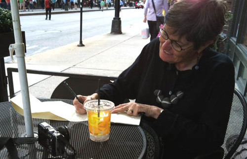 sketching jane in chicago