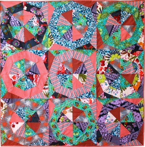 spinning stars - let's do a quilt along!