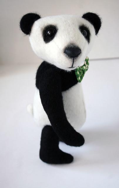 panda - tail
