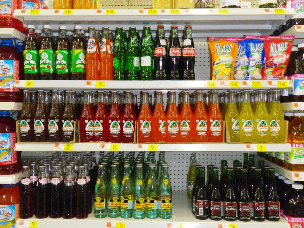 photo of sodas
