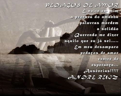 PEDAÇOS DE AMOR by amigos do poeta