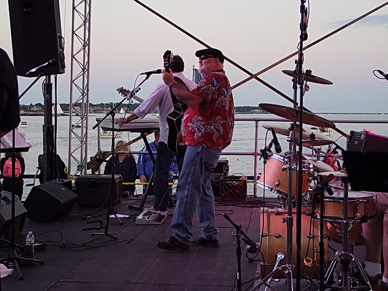 Full Circle Band on the Boulevard | Gloucester, MA | Cathy Tarr | Flickr
