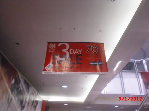 SM City Manila 3 Day Sale KNT 3
