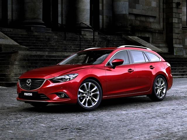 Mazda6 SportBreak