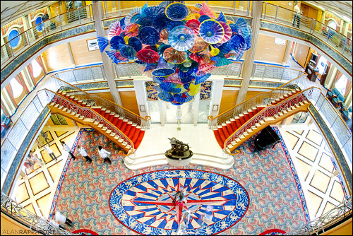 Welcome Aboard the Disney Magic #DisneyCruiseLine by Alan Rappa
