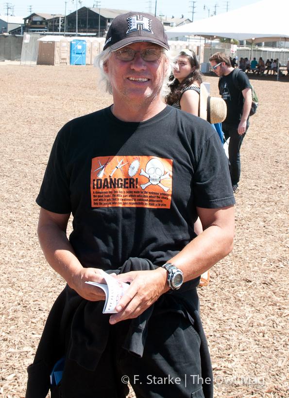 Crowds @ FYF Fest 2012