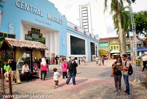 CENTRAL MARKET Kuala Lumpur Chinatown