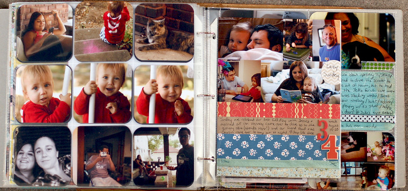 Project Life 2012 | Week 34