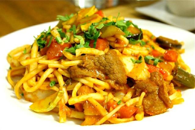 Kazakh Food Recipes