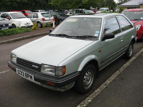 1987 Mazda 323 1.3LX | OLDJAPANESECAR.COM: Forum