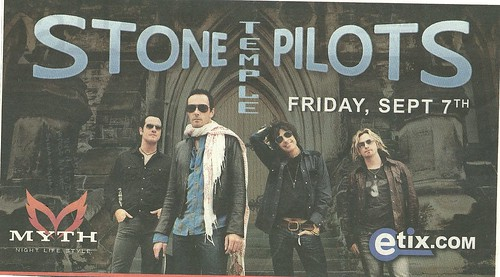 09-07-12 Stone Temple Pilots @ Myth, Maplewood, MN