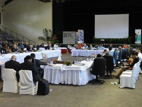 Pacific Islands Forum.