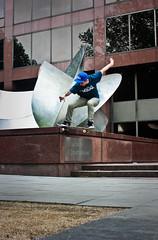 Jake Watt - Noseslide - London