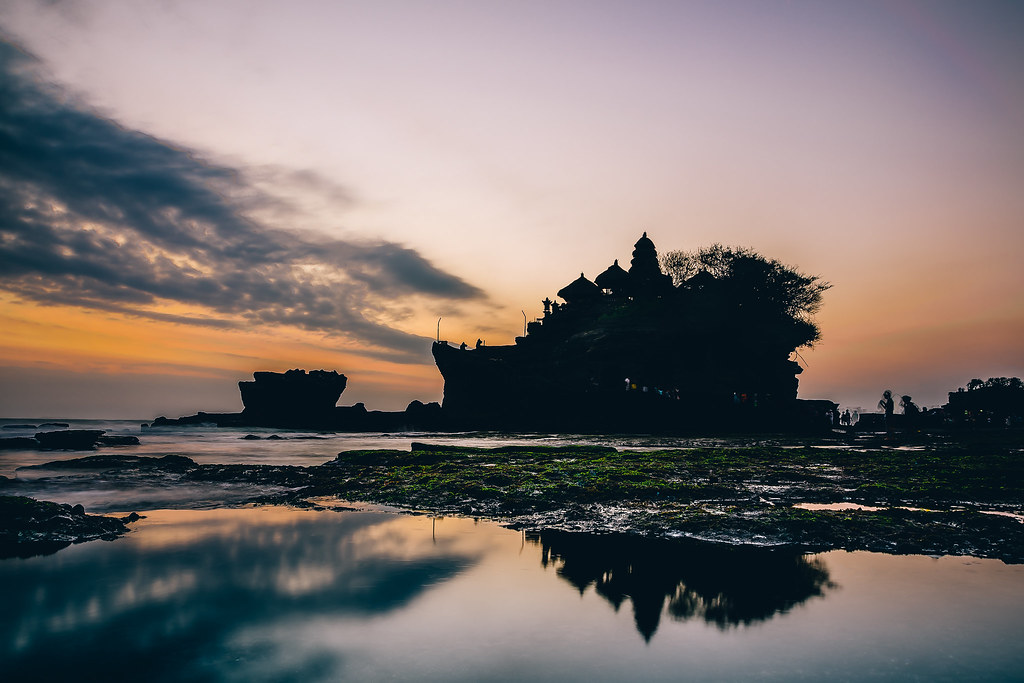 Pura Tanah Lot: Reflections