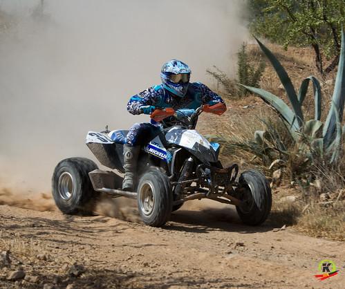Antonio Ors Hernandez IV Rallysprint de tierra de Lorca